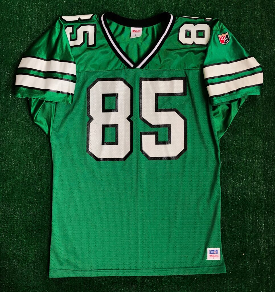 90's Rob Moore New York Jets Wilson NFL Jersey Size Large – Rare VNTG