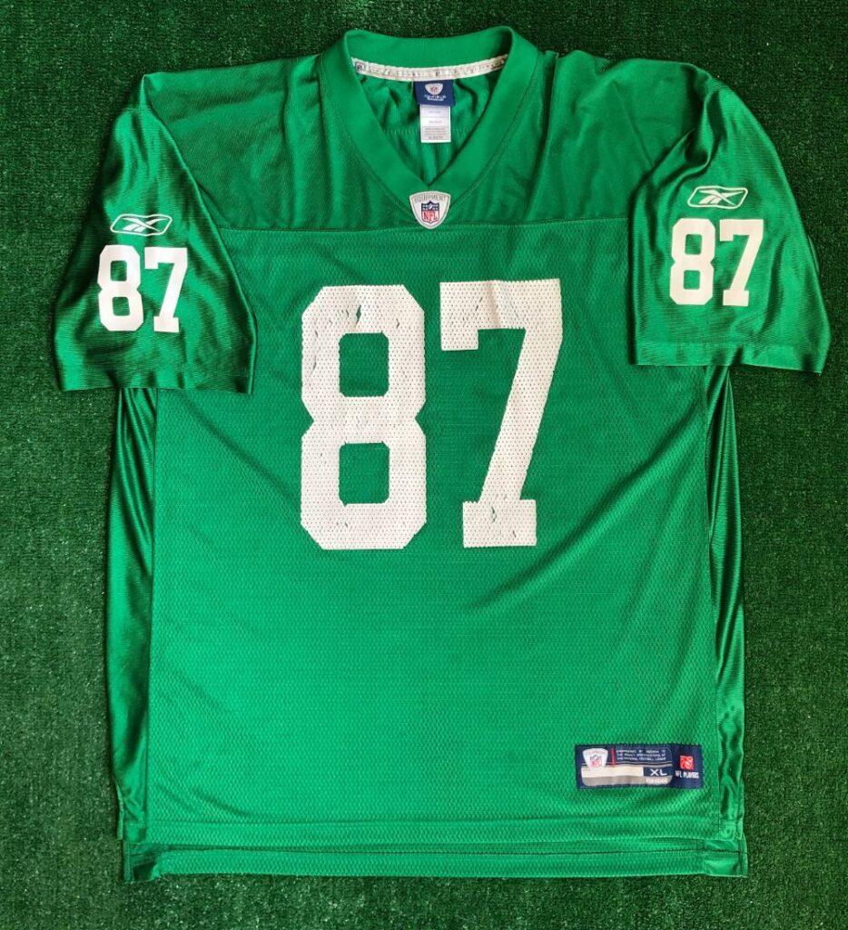 00's Brent Celek Philadelphia Eagles Reebok NFL Jersey Size XL ...