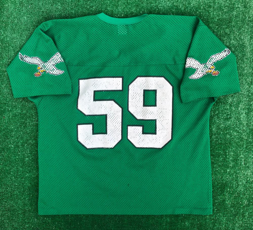 90's Seth Joyner Philadelphia Eagles Logo 7 NFL Jersey Size M/L ...