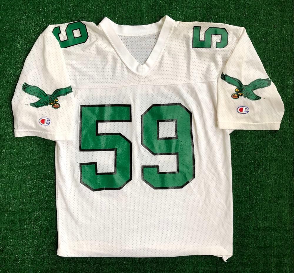 90's Seth Joyner Philadelphia Eagles Champion NFL Jersey Size ...