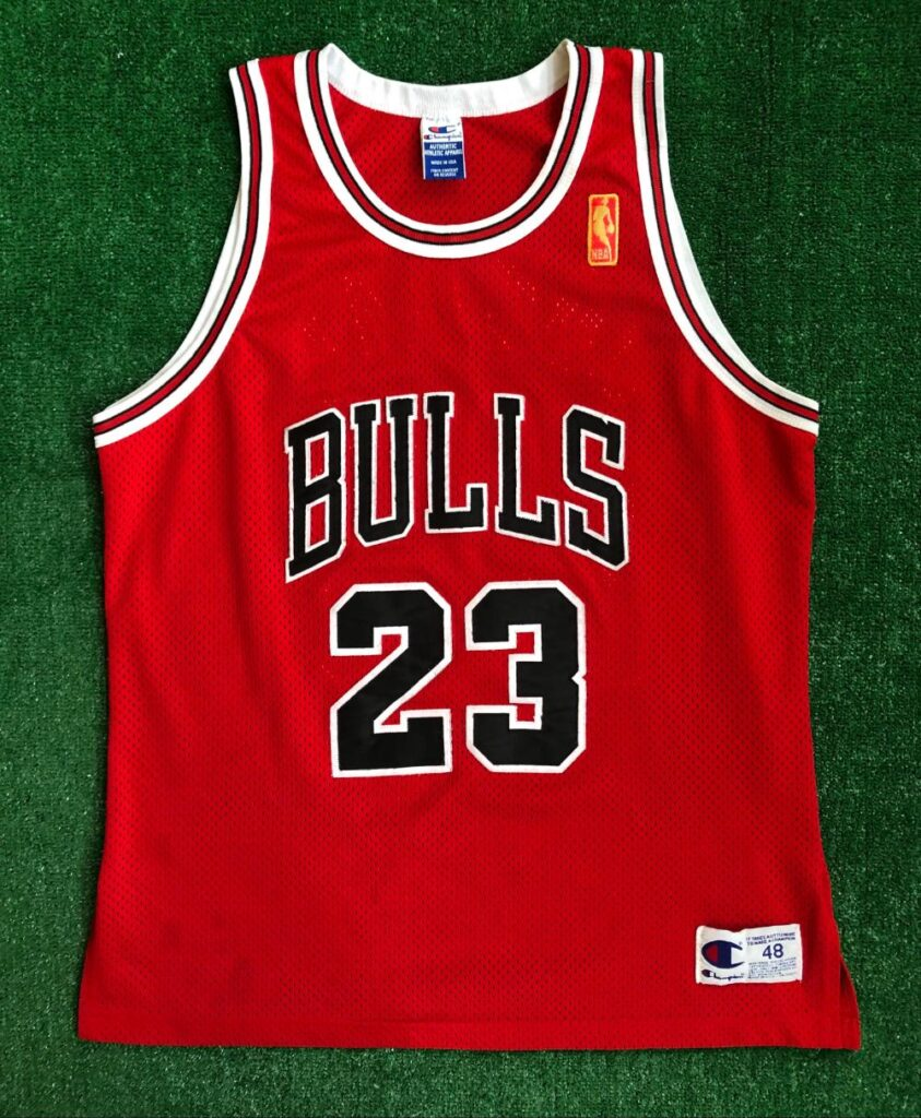size 48 jersey